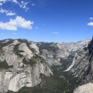 The Two Sides of Yosemite