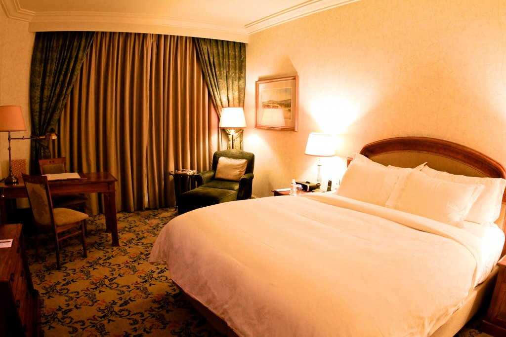 The Classic Room, The Langham, Melbourne, Vic, Australia.