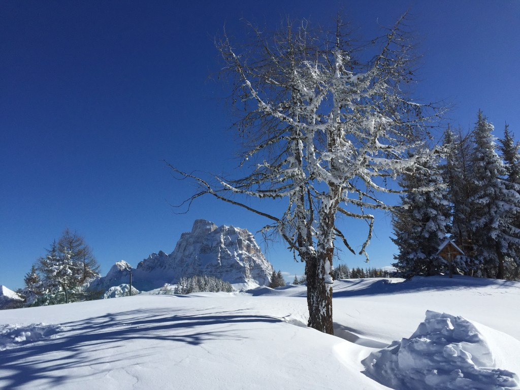 Beautiful vista's at Selva di Cadore, Bolomites, Italy.