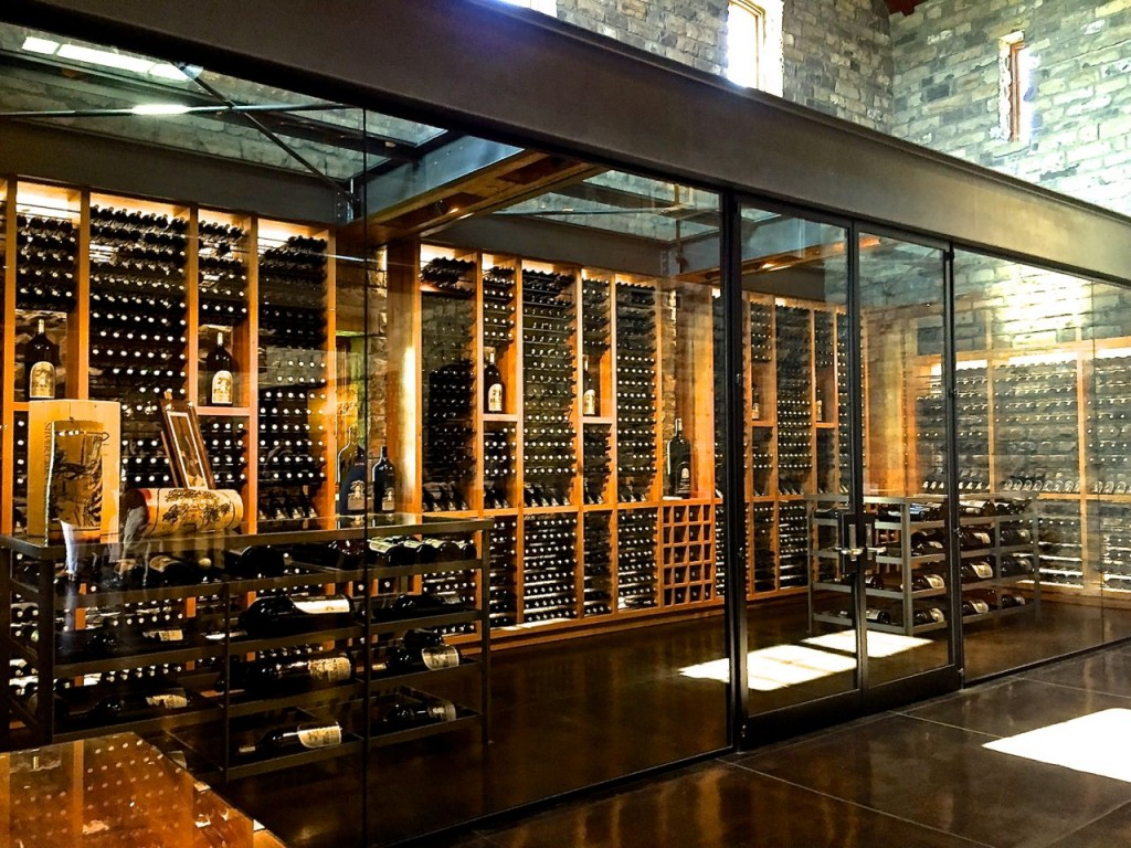 Silver Oak Tasting Room, Napa, California, USA.